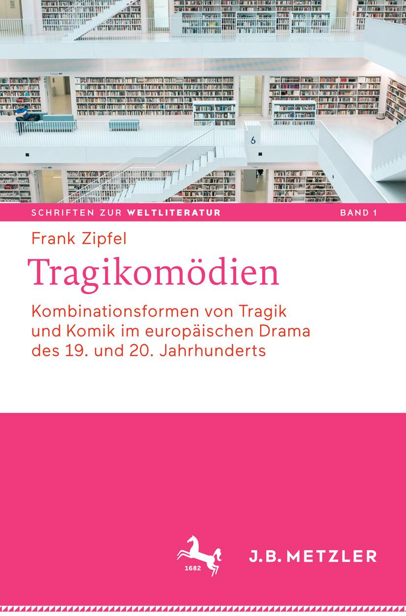 Zipfel, Frank - Tragikomödien, ebook