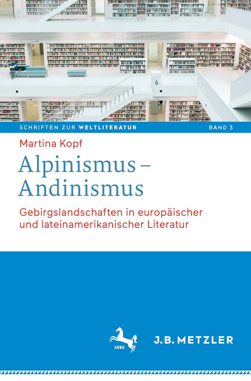 Kopf, Martina - Alpinismus – Andinismus, ebook