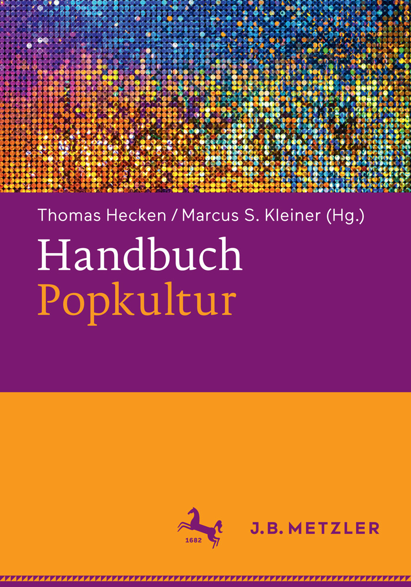 Hecken, Thomas - Handbuch Popkultur, ebook