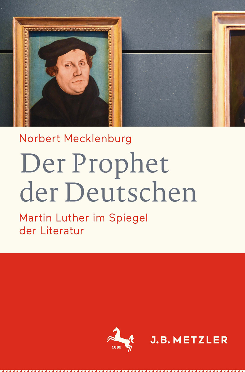 Mecklenburg, Norbert - Der Prophet der Deutschen, ebook
