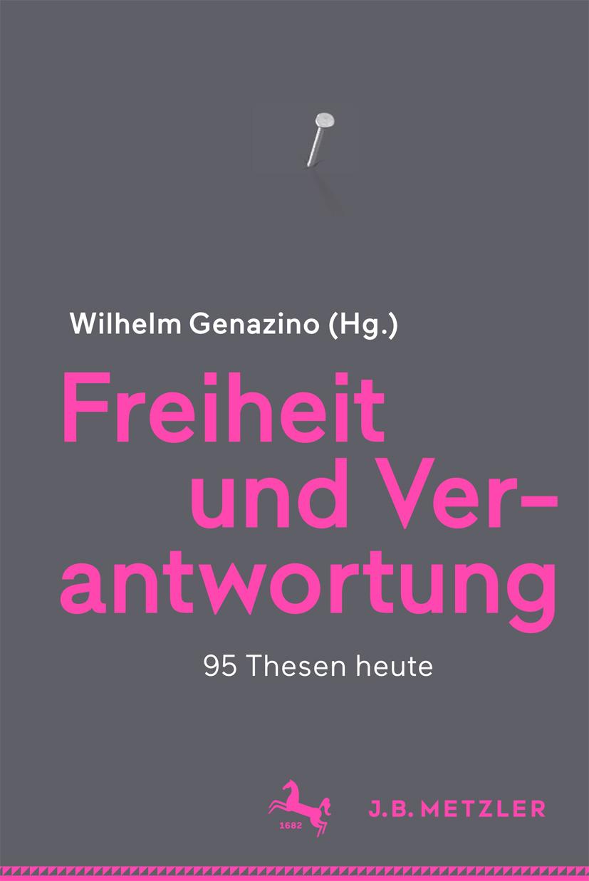 Genazino, Wilhelm - Freiheit und Verantwortung, ebook
