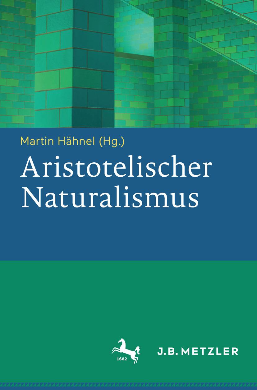 Hähnel, Martin - Aristotelischer Naturalismus, ebook