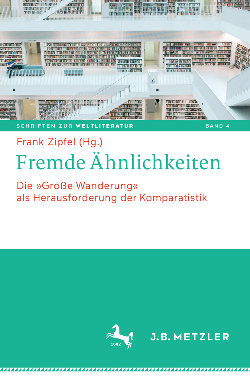 Zipfel, Frank - Fremde Ähnlichkeiten, ebook