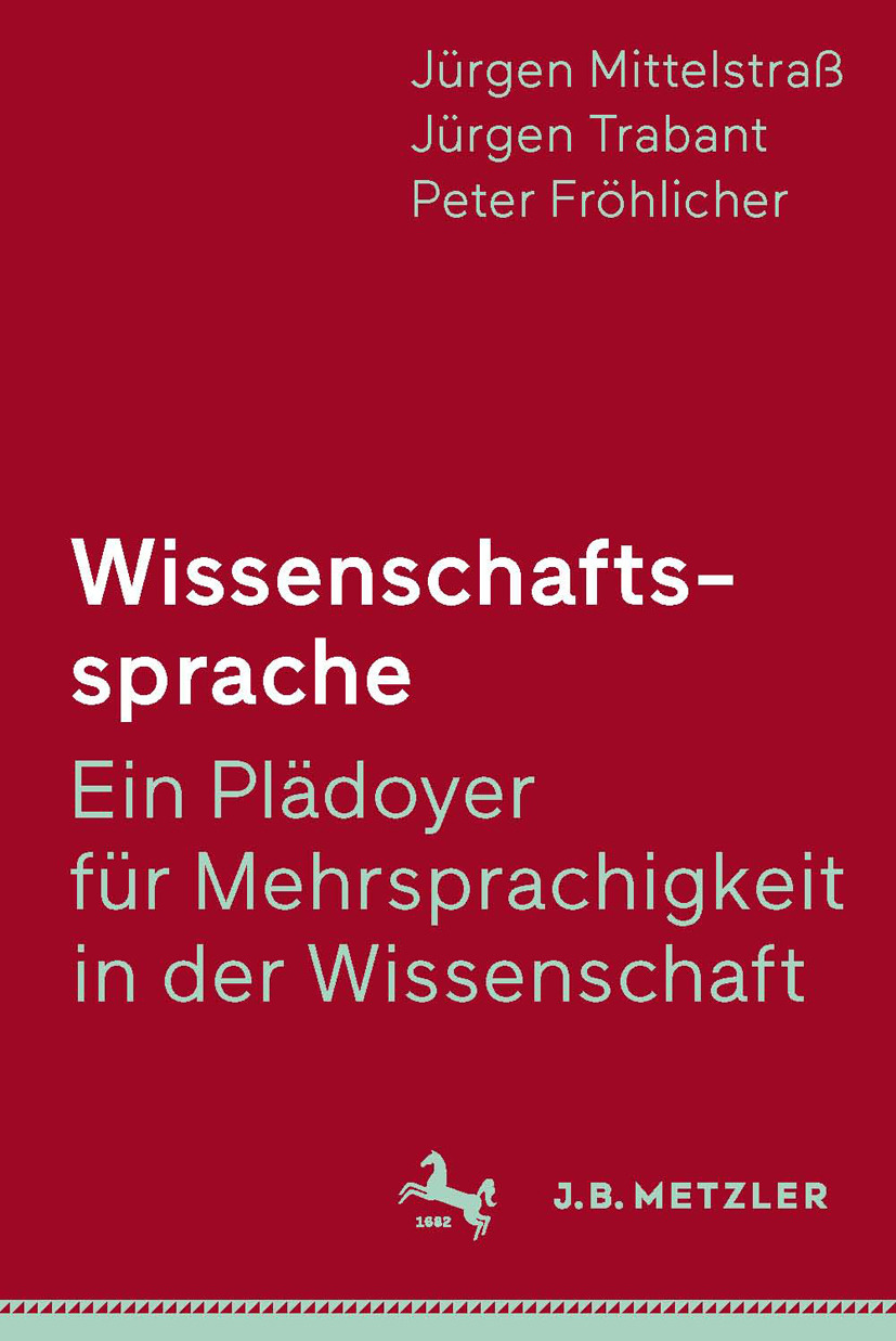 Fröhlicher, Peter - Wissenschaftssprache, ebook