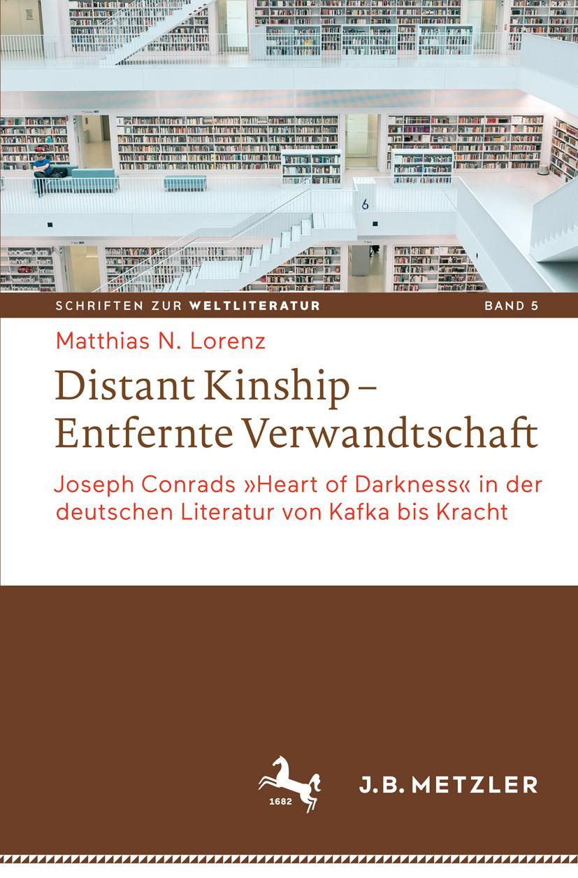 Lorenz, Matthias N. - Distant Kinship - Entfernte Verwandtschaft, ebook
