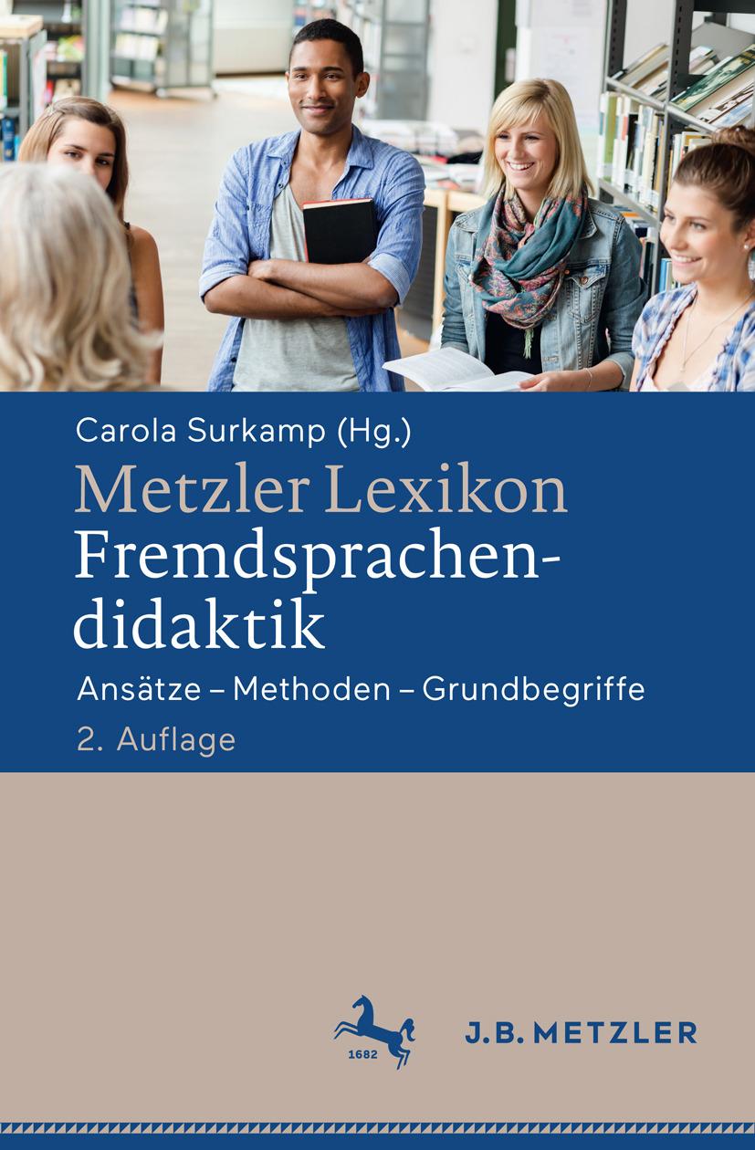Surkamp, Carola - Metzler Lexikon Fremdsprachendidaktik, ebook