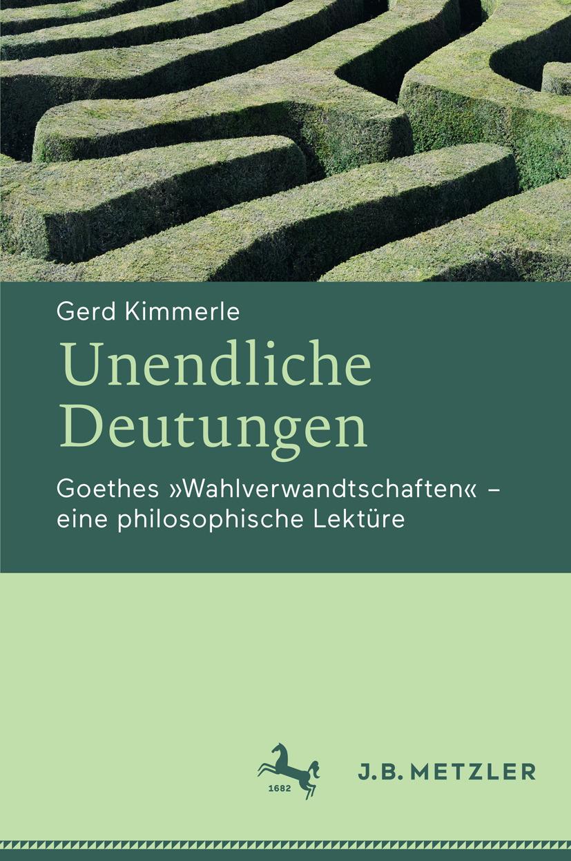 Kimmerle, Gerd - Unendliche Deutungen, ebook
