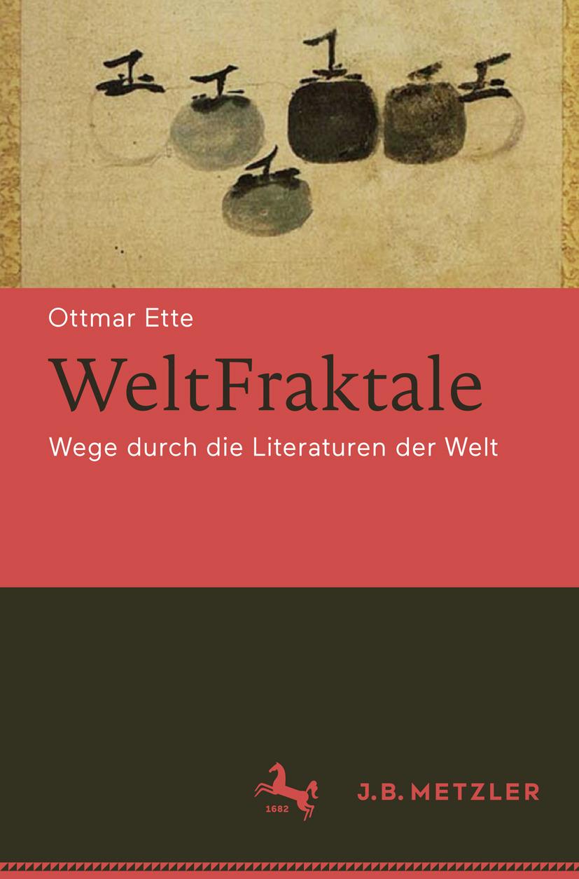 Ette, Ottmar - WeltFraktale, ebook