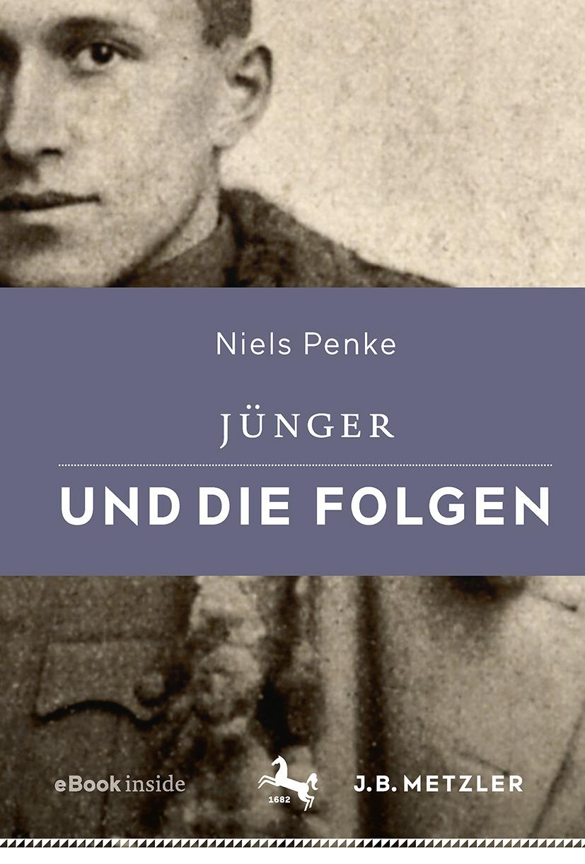 Penke, Niels - Jünger und die Folgen, ebook