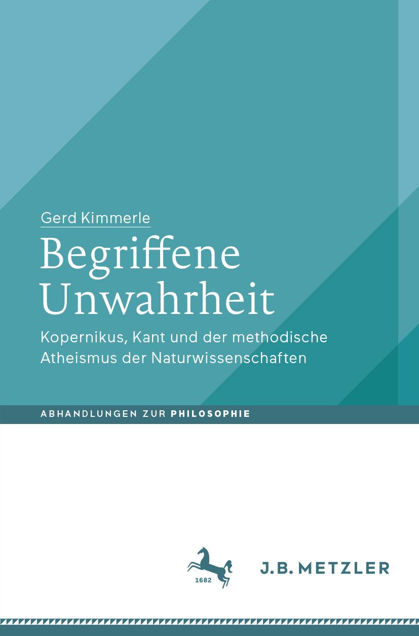 Kimmerle, Gerd - Begriffene Unwahrheit, ebook