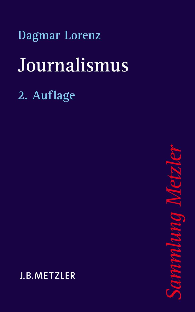 Lorenz, Dagmar - Journalismus, ebook