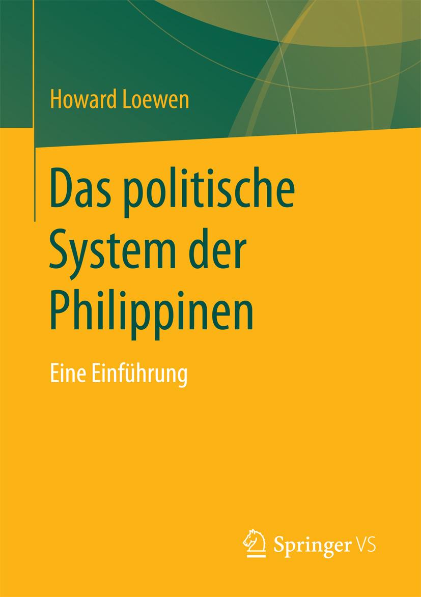 Loewen, Howard - Das politische System der Philippinen, ebook