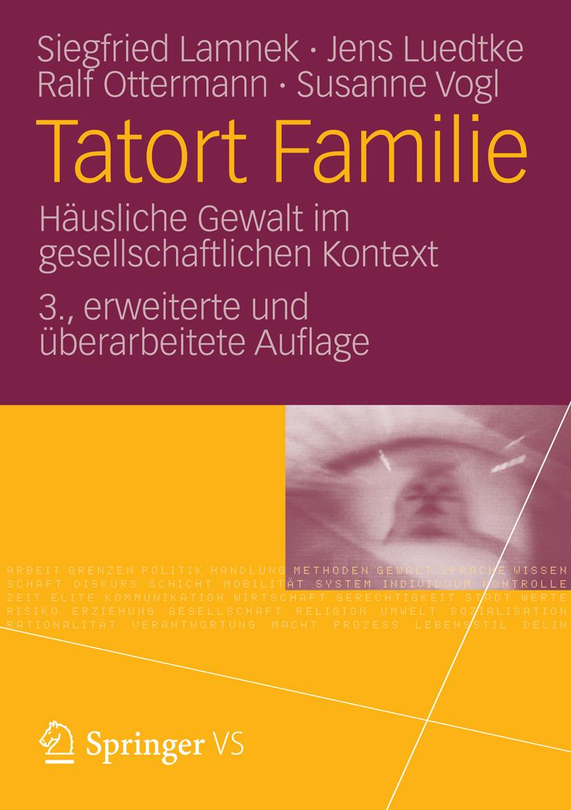 Lamnek, Siegfried - Tatort Familie, ebook