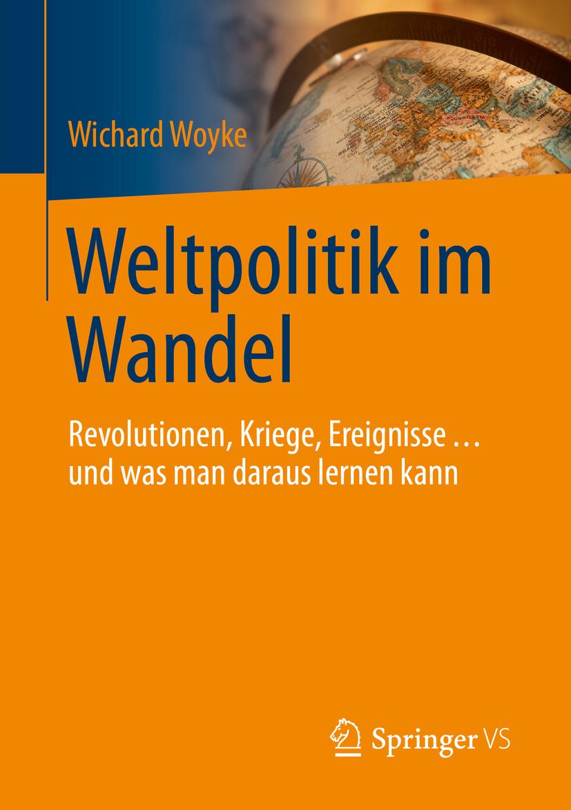 Woyke, Wichard - Weltpolitik im Wandel, ebook