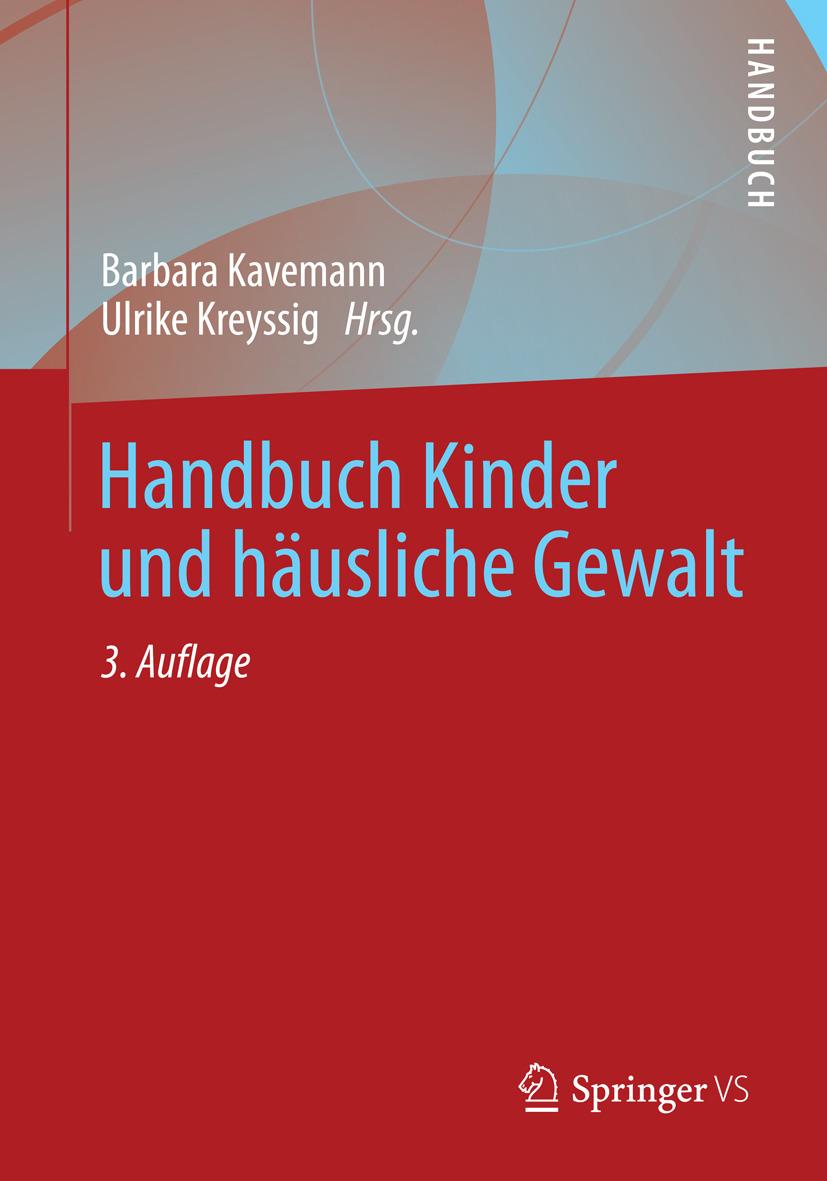 Kavemann, Barbara - Handbuch Kinder und häusliche Gewalt, ebook