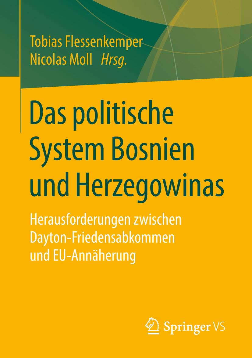 Flessenkemper, Tobias - Das politische System Bosnien und Herzegowinas, ebook