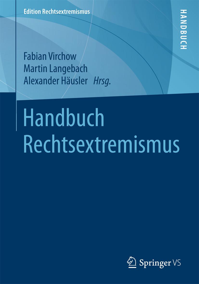 Häusler, Alexander - Handbuch Rechtsextremismus, ebook