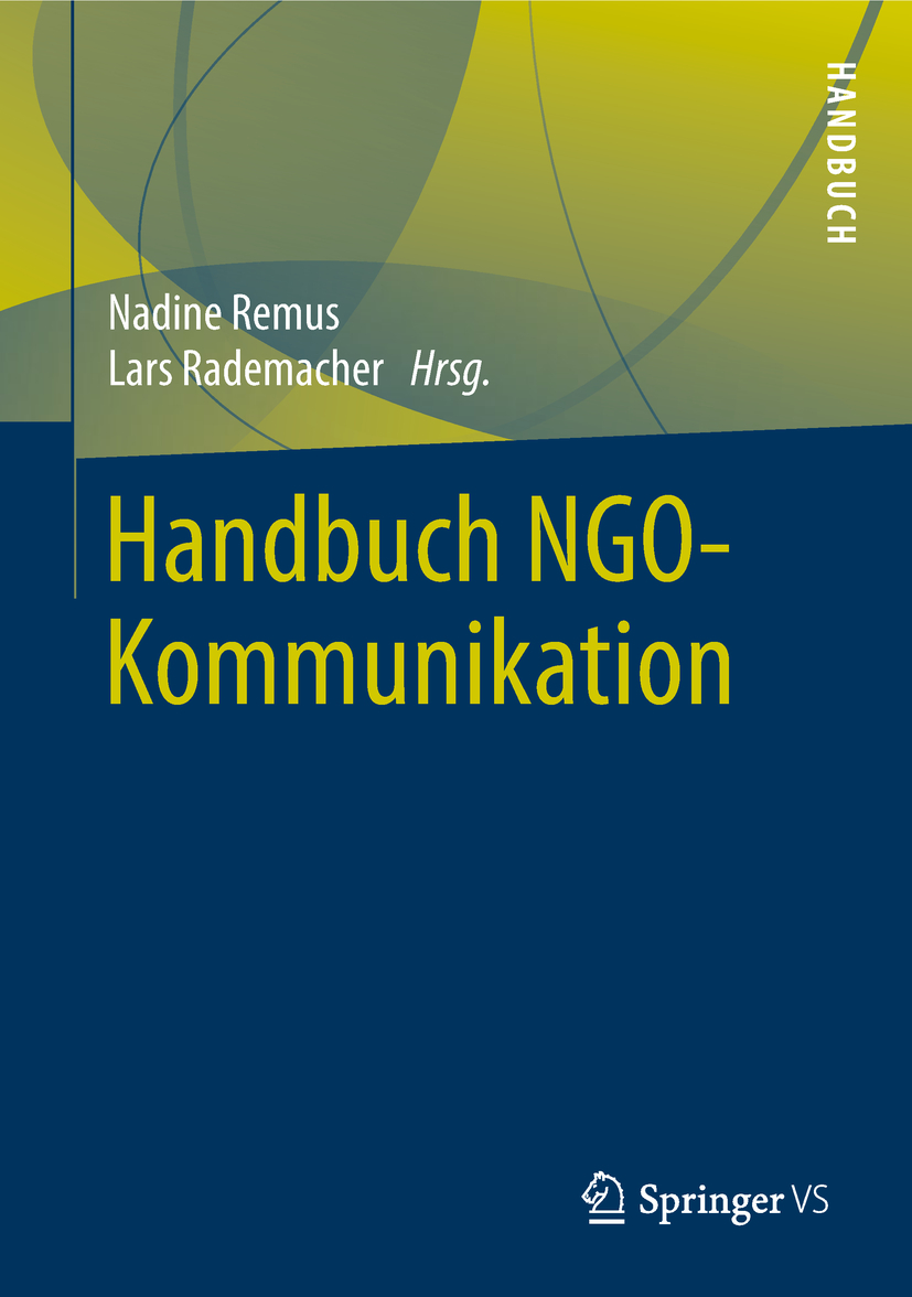 Rademacher, Lars - Handbuch NGO-Kommunikation, ebook