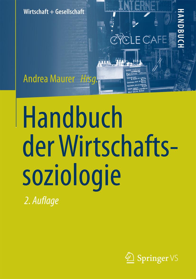 Maurer, Andrea - Handbuch der Wirtschaftssoziologie, ebook