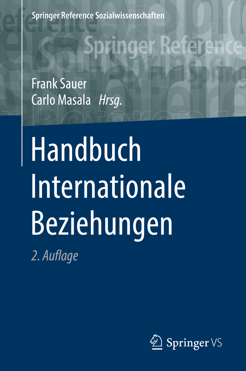 Masala, Carlo - Handbuch Internationale Beziehungen, ebook
