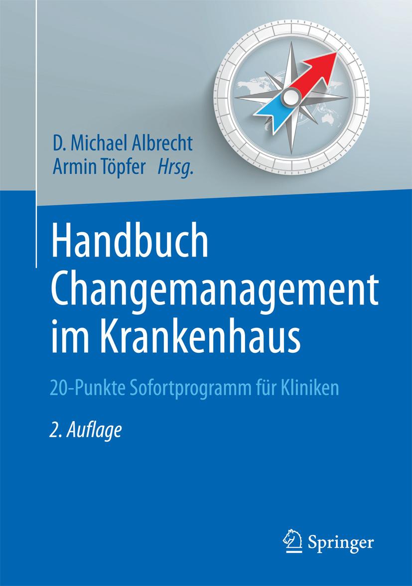 Albrecht, D. Michael - Handbuch Changemanagement im Krankenhaus, ebook