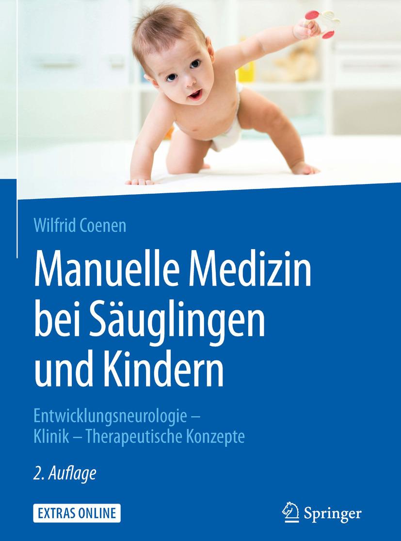 Coenen, Wilfrid - Manuelle Medizin bei Säuglingen und Kindern, ebook