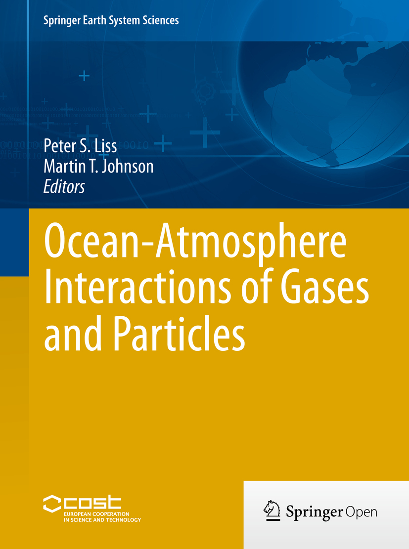 Johnson, Martin T. - Ocean-Atmosphere Interactions of Gases and Particles, ebook