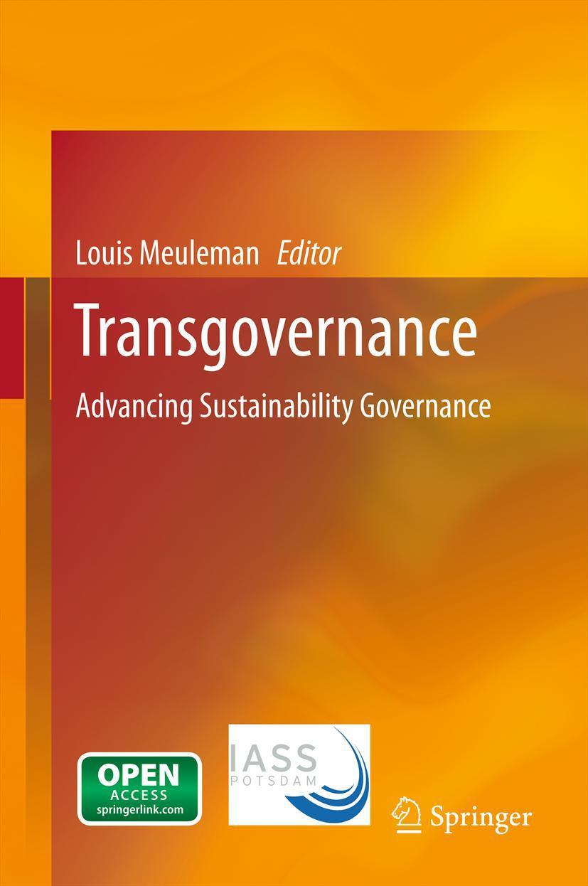 Meuleman, Louis - Transgovernance, ebook