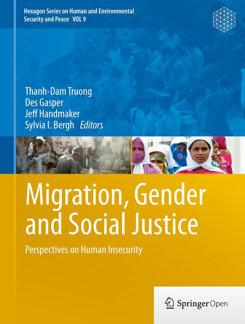 Bergh, Sylvia I. - Migration, Gender and Social Justice, ebook
