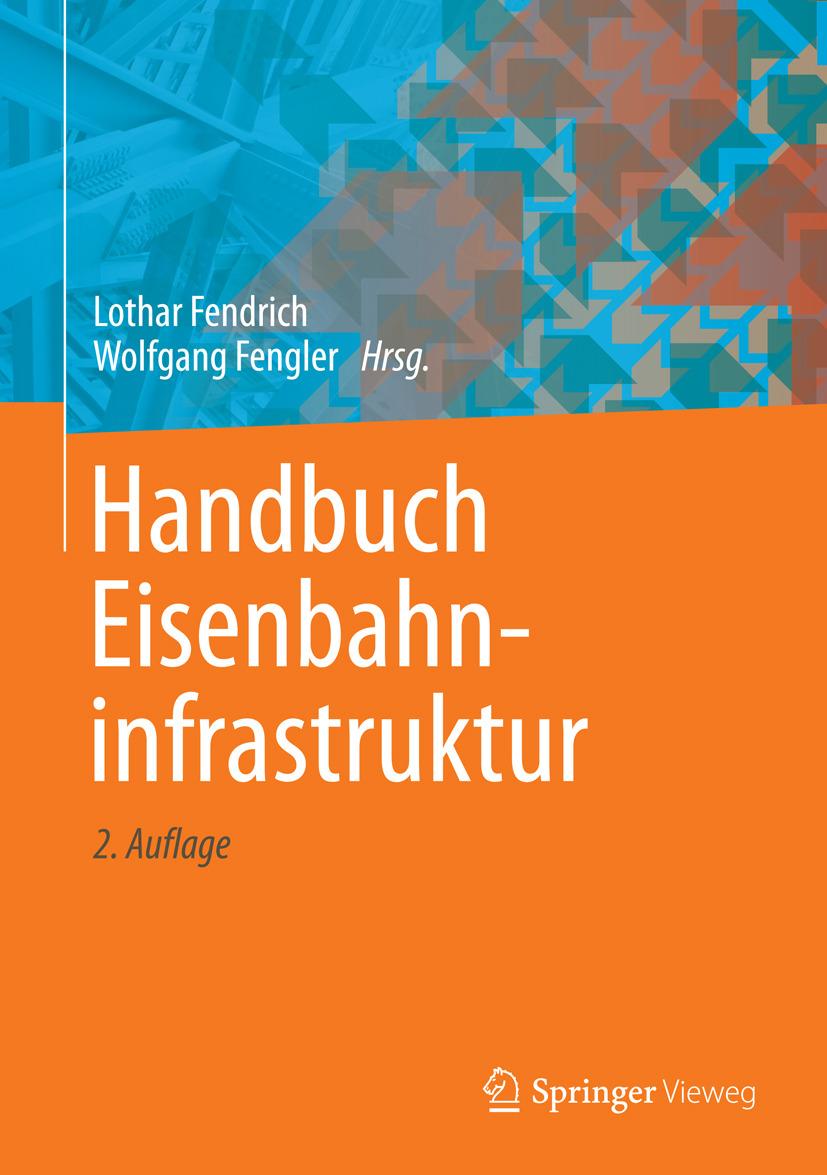 Fendrich, Lothar - Handbuch Eisenbahninfrastruktur, ebook