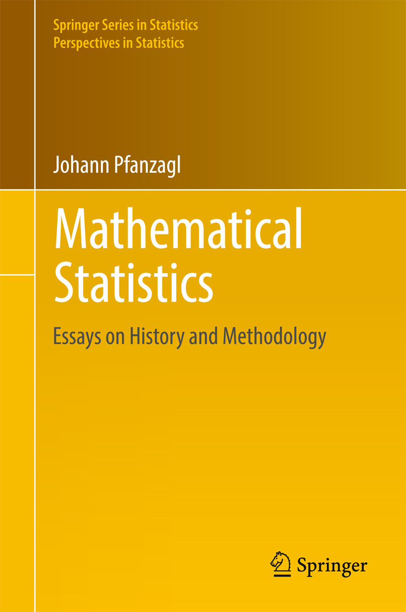 Pfanzagl, Johann - Mathematical Statistics, ebook