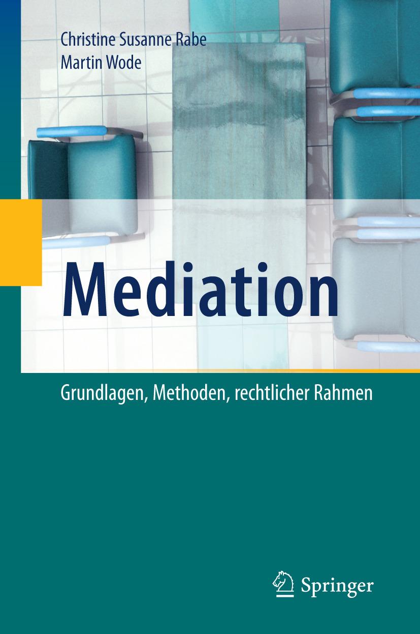 Rabe, Christine Susanne - Mediation, ebook