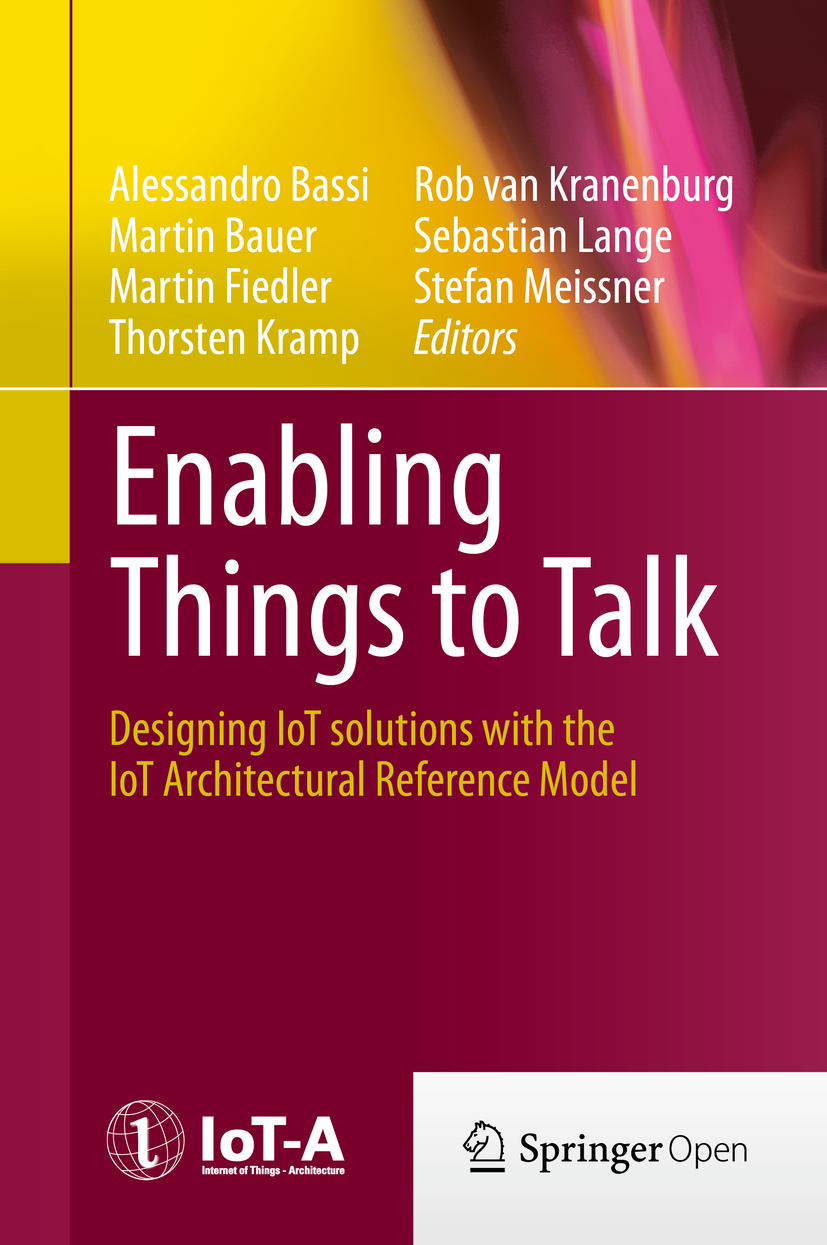 Bassi, Alessandro - Enabling Things to Talk, ebook