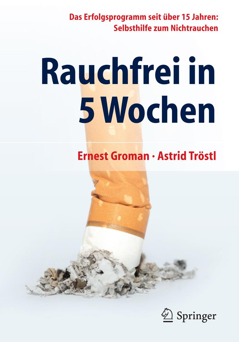 Groman, Ernest - Rauchfrei in 5 Wochen, ebook