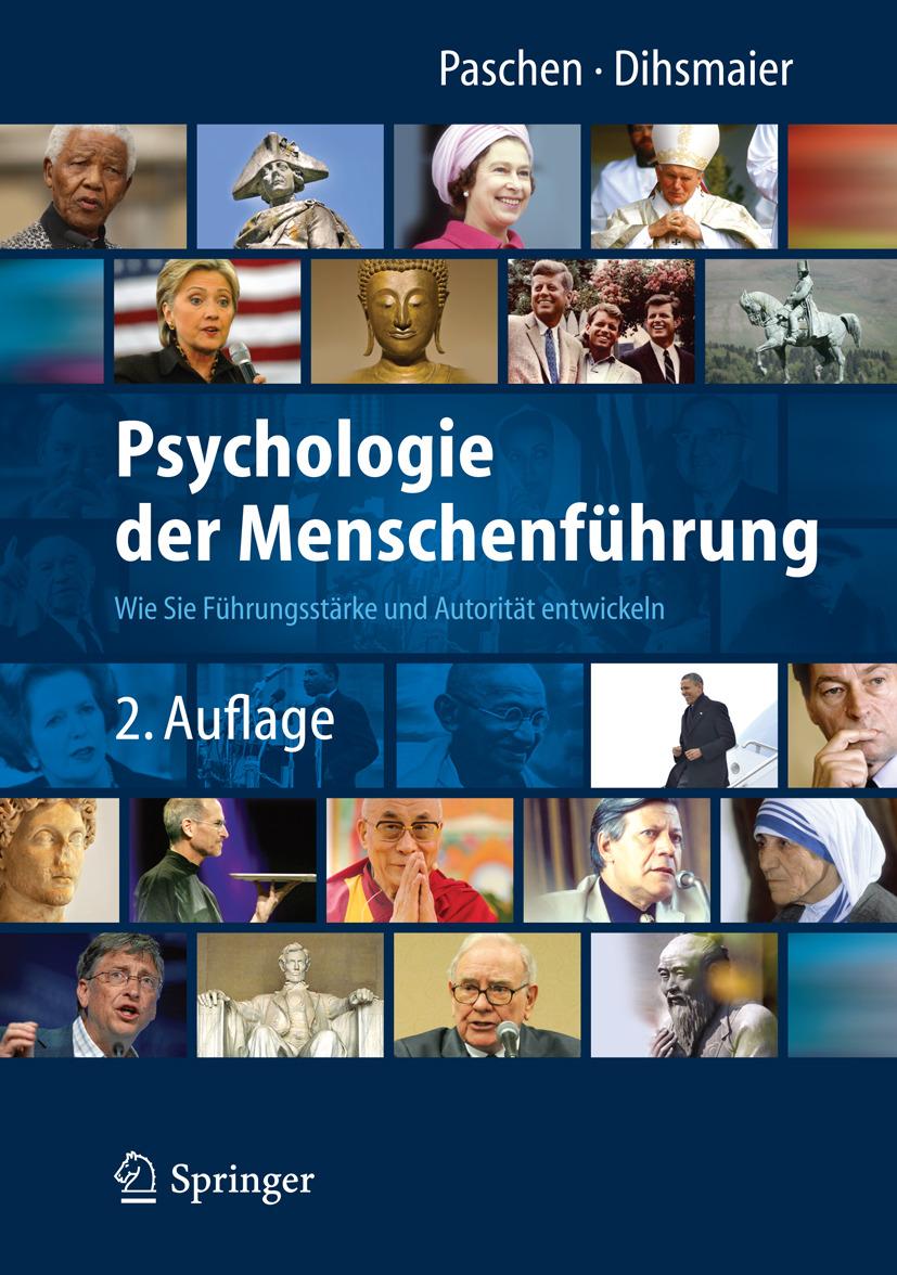 Dihsmaier, Erich - Psychologie der Menschenführung, ebook