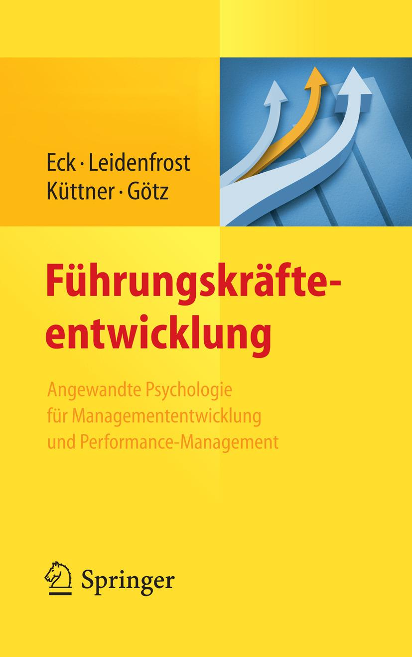 Eck, Claus D. - Führungskräfteentwicklung, ebook