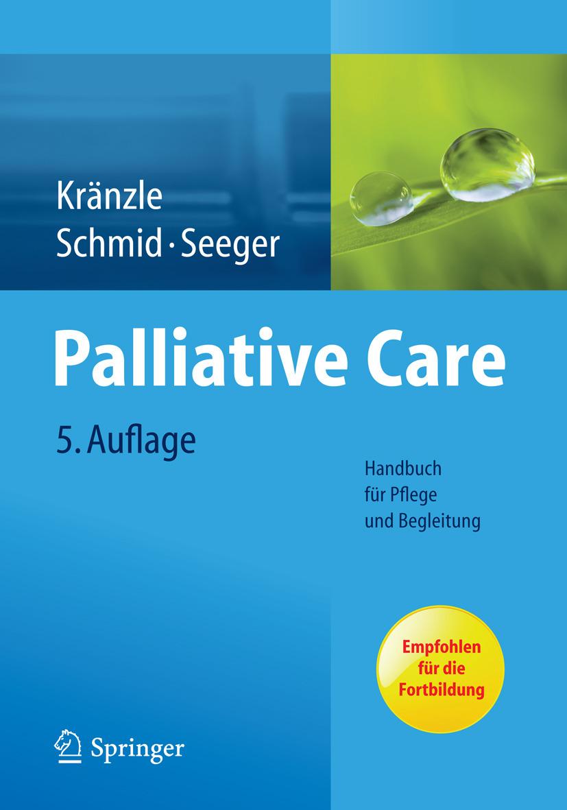 Kränzle, Susanne - Palliative Care, ebook