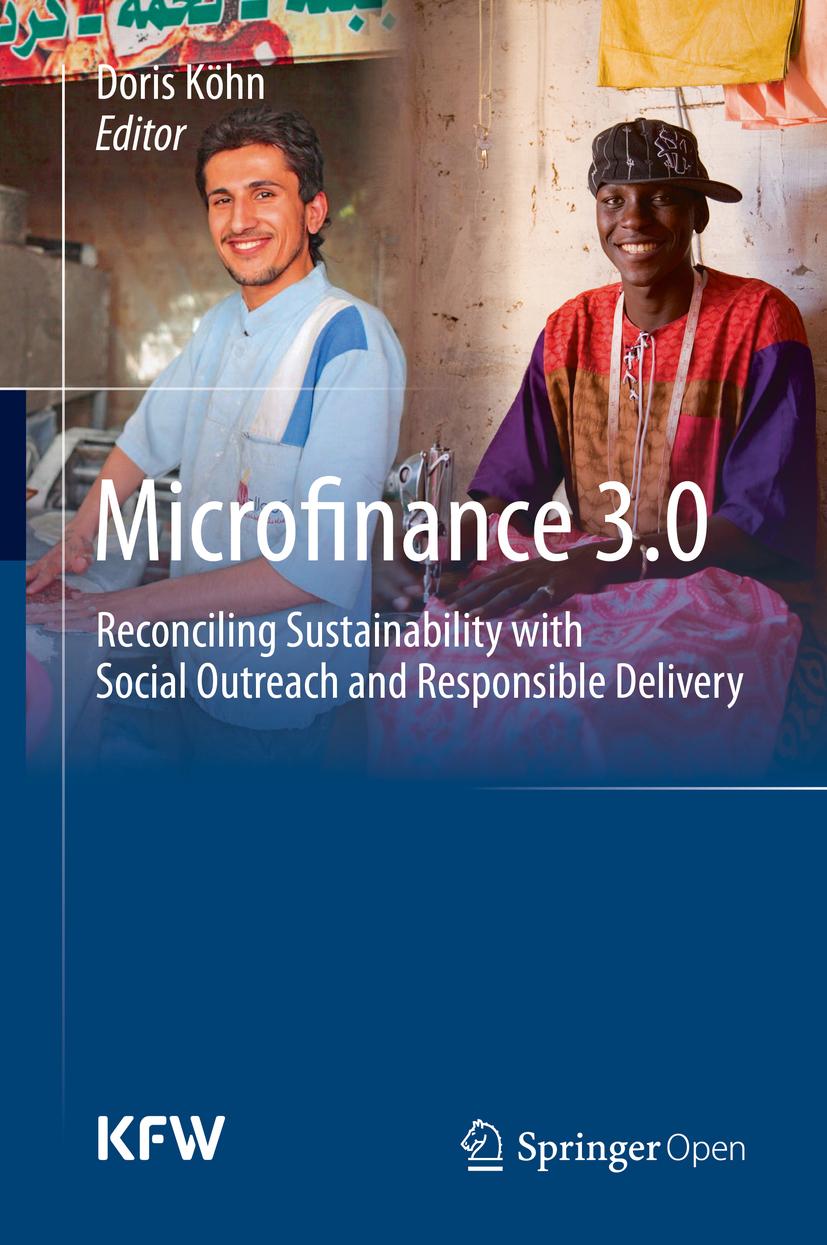 Köhn, Doris - Microfinance 3.0, ebook