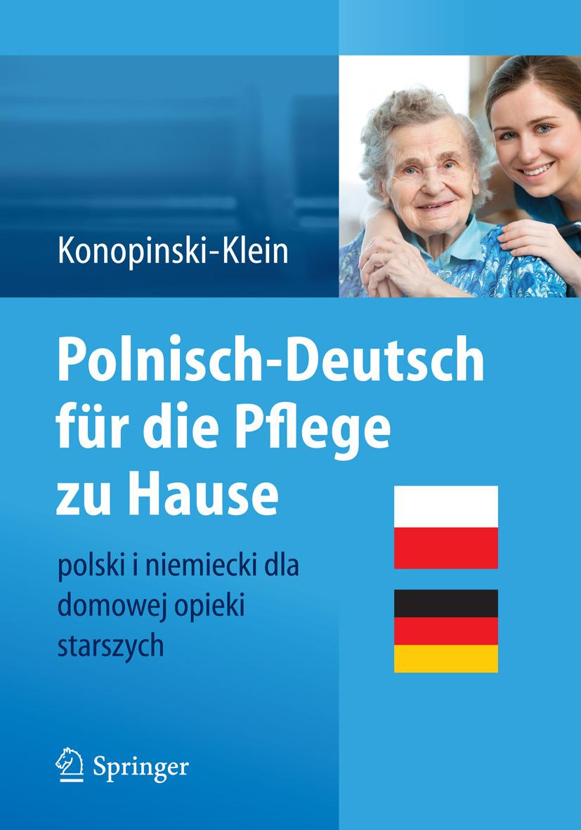 Konopinski-Klein, Nina - Polnisch-Deutsch für die Pflege zu Hause, e-bok
