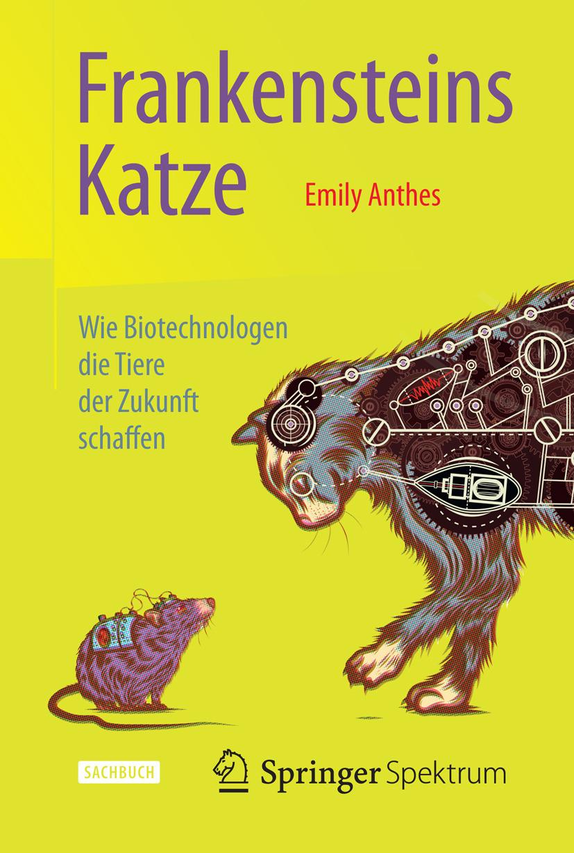 Anthes, Emily - Frankensteins Katze, ebook