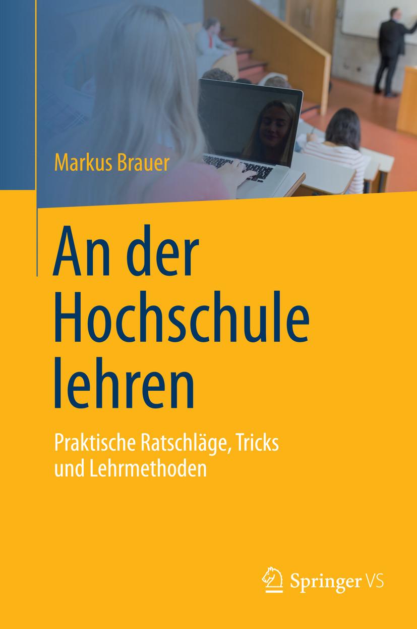 Brauer, Markus - An der Hochschule lehren, ebook