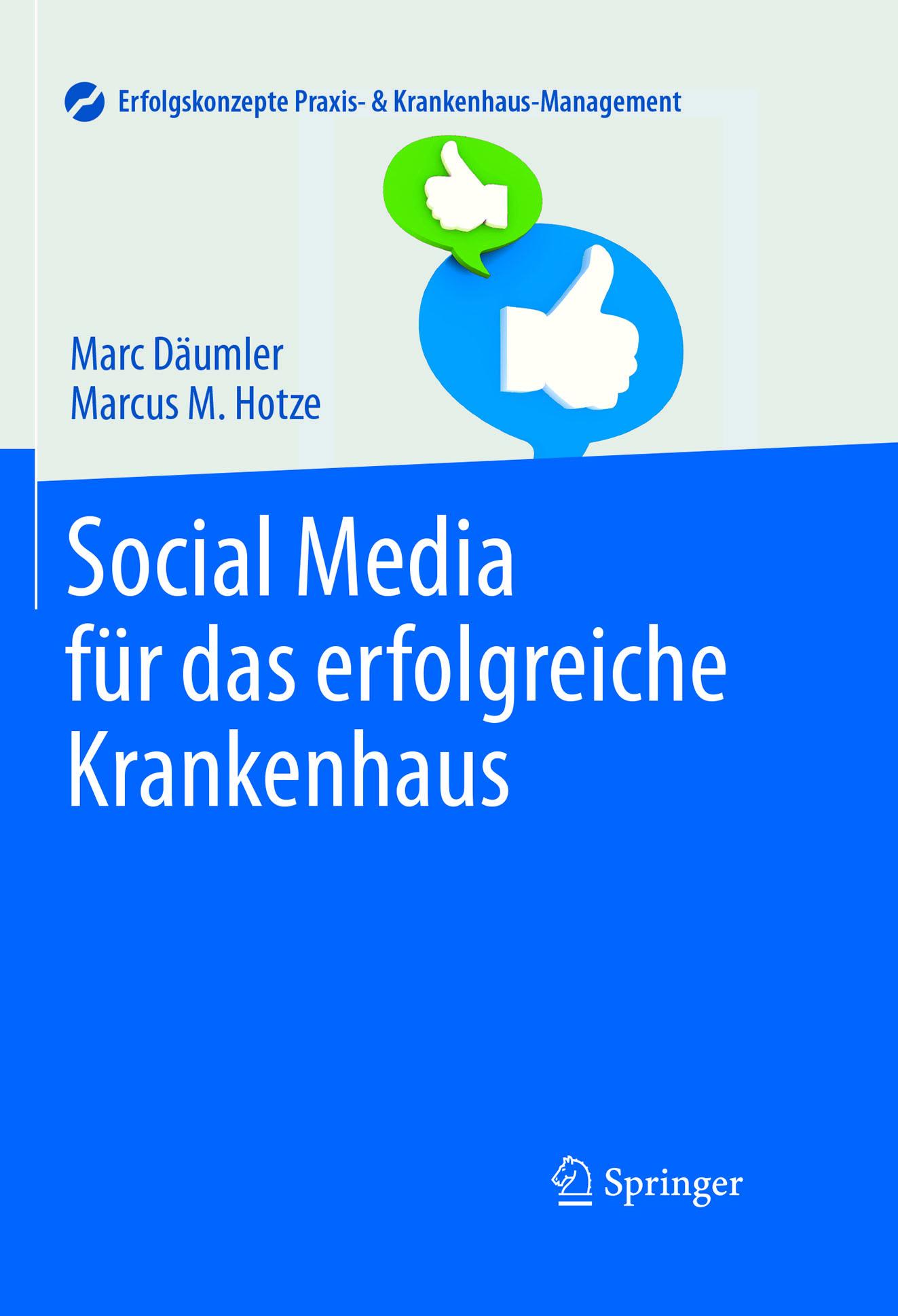 Däumler, Marc - Social Media für das erfolgreiche Krankenhaus, ebook