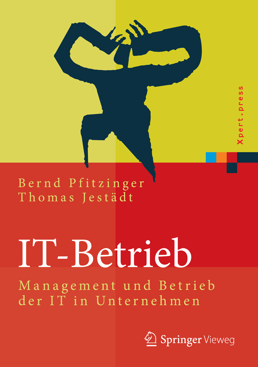 Jestädt, Thomas - IT-Betrieb, ebook