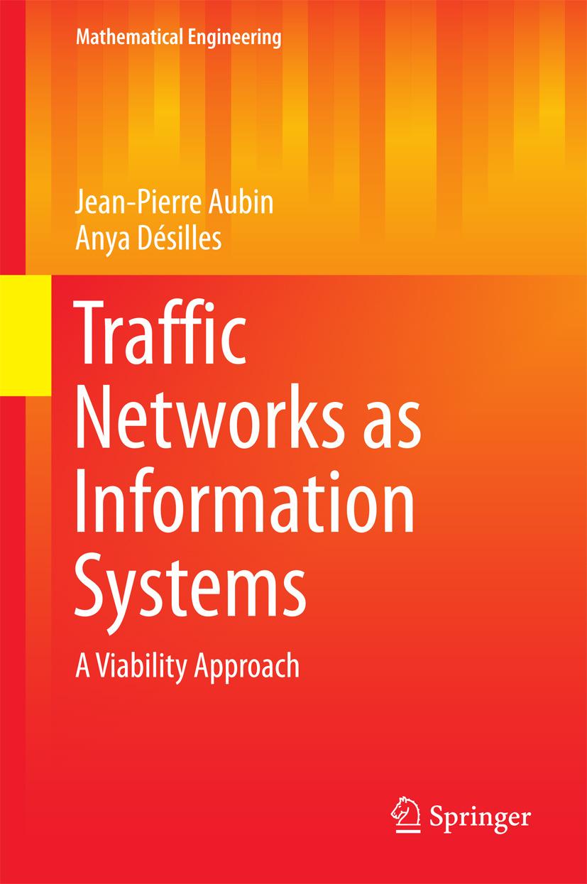 Aubin, Jean-Pierre - Traffic Networks as Information Systems, ebook