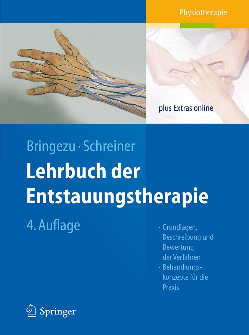 Bringezu, Günther - Lehrbuch der Entstauungstherapie, ebook