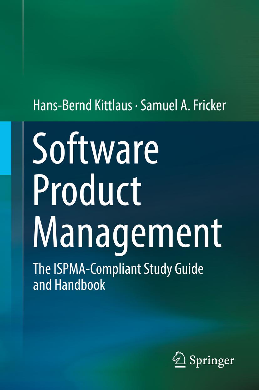 Fricker, Samuel A. - Software Product Management, ebook