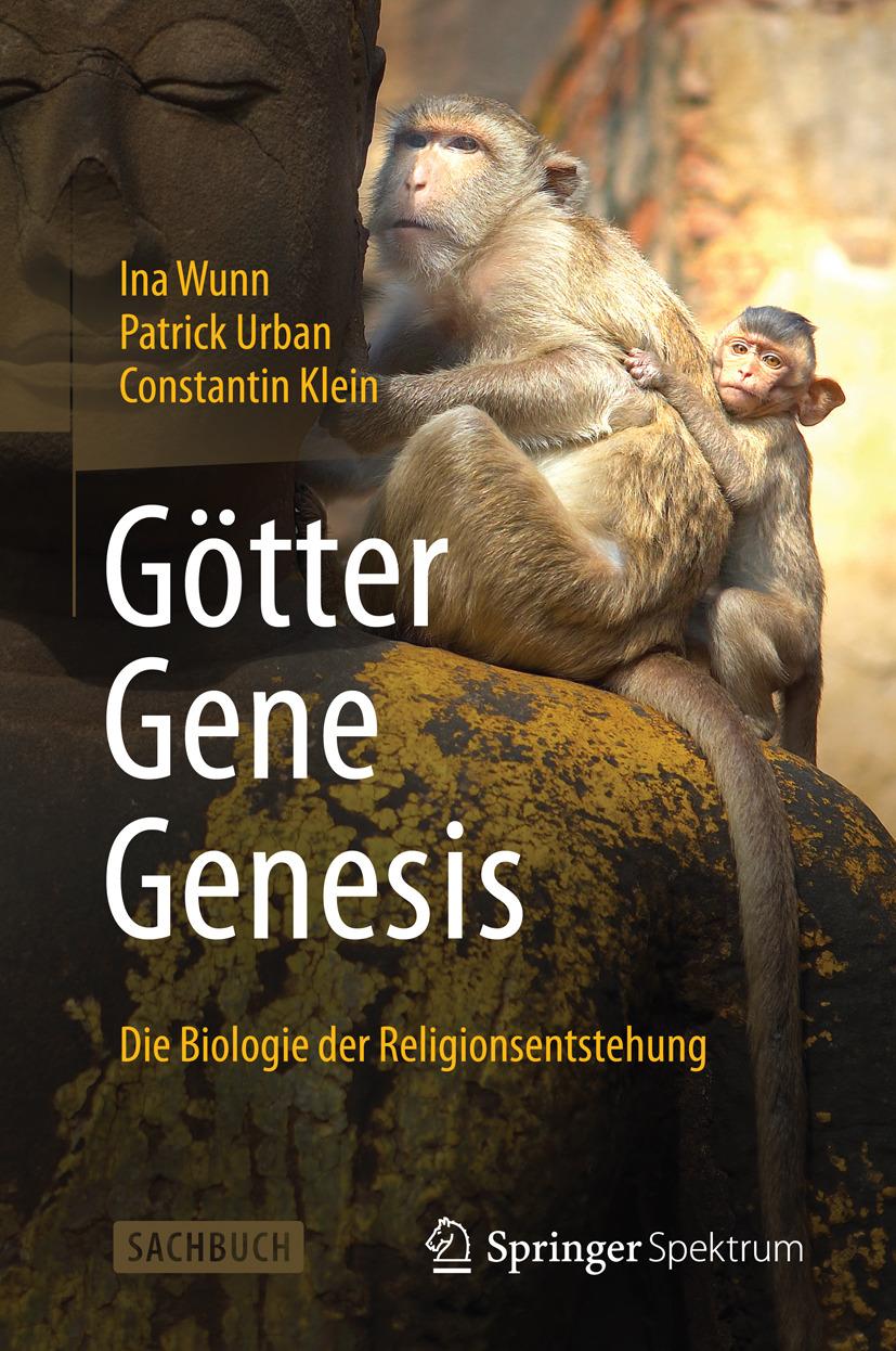 Klein, Constantin - Götter - Gene - Genesis, ebook