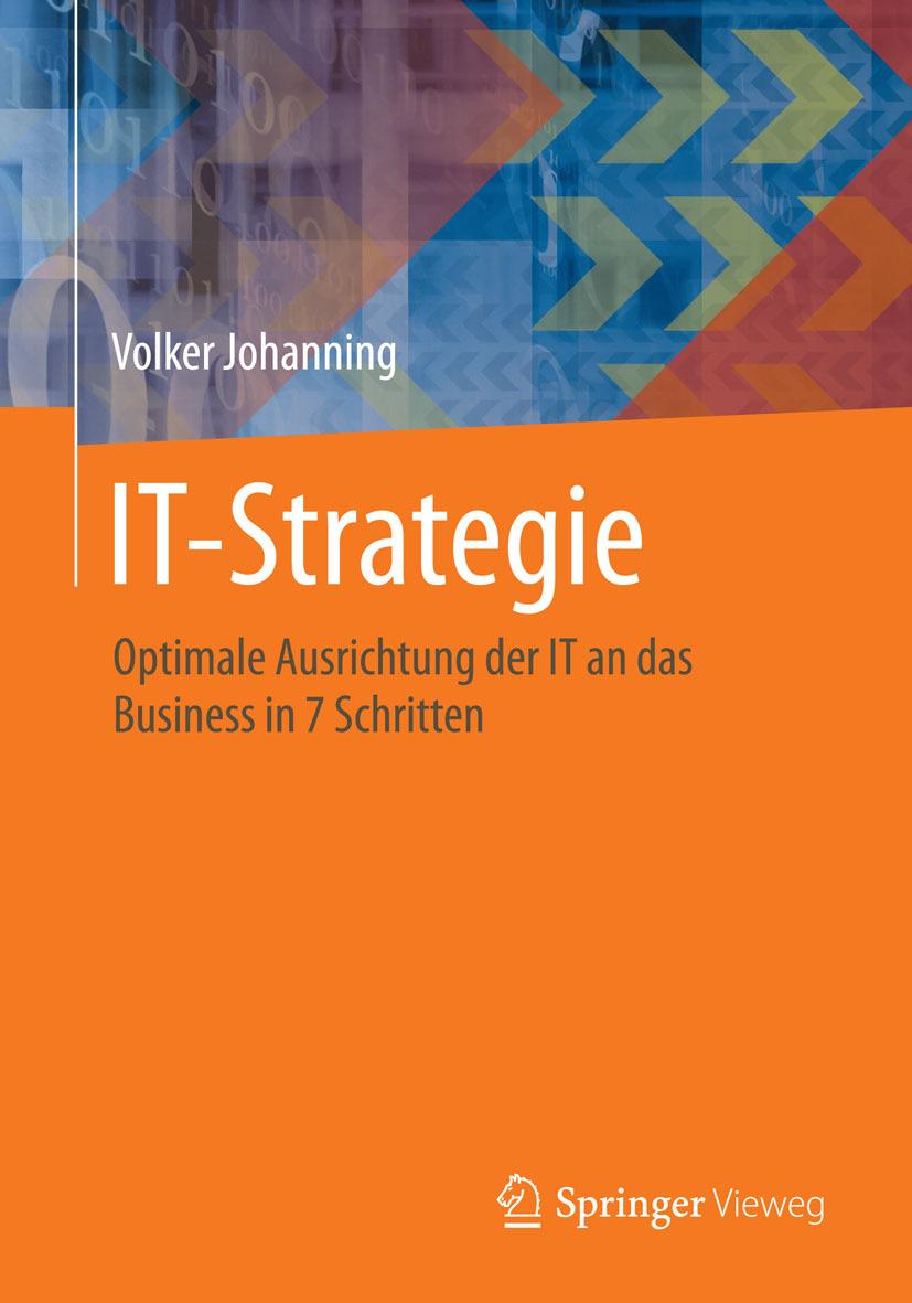 Johanning, Volker - IT-Strategie, ebook