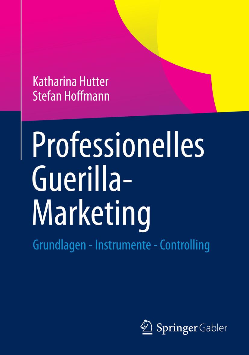 Hoffmann, Stefan - Professionelles Guerilla-Marketing, ebook