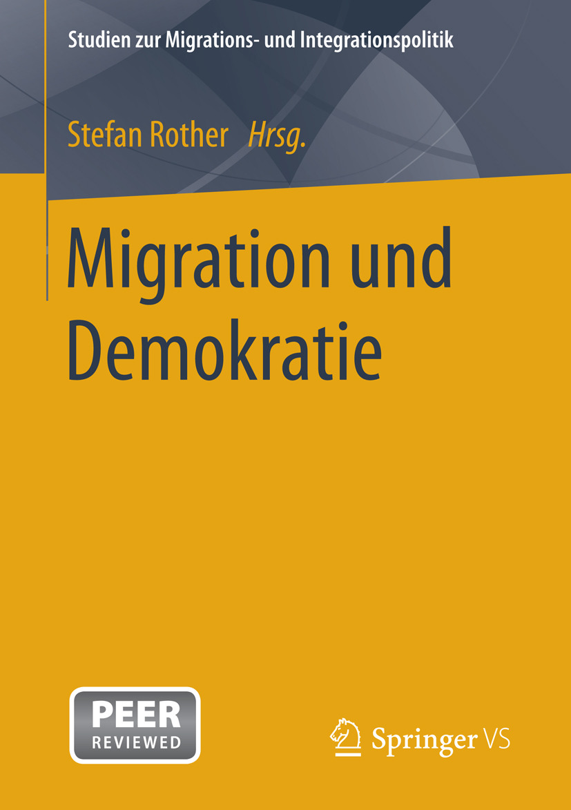 Rother, Stefan - Migration und Demokratie, ebook